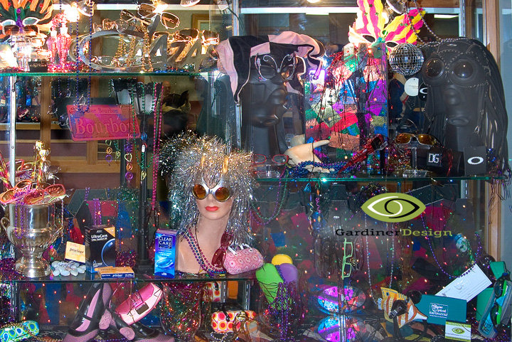 Premier Optical Spring Window Displays